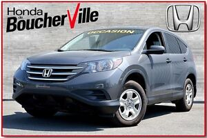 2013 Honda CR-V LX AWD Garantie GLOBAL 120,000km