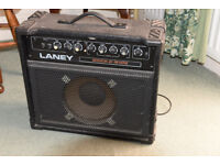 Guitar amp - Laney Session 40 Reverb