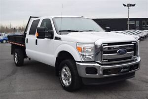 2016 Ford Super Duty F350 A Roues Arriere Simples XLT PLATEFORME
