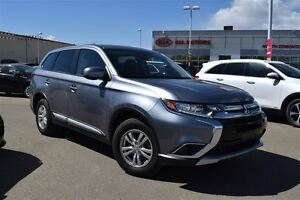 2016 Mitsubishi Outlander ES | Heated Seats | Chrome Accents | B