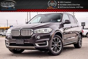 2014 BMW X5 xDrive35i|Pano_Sunroof|Nav|Leather|Heads Up|Blind