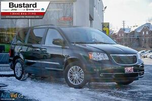 2016 Chrysler Town & Country TOURING-L   LEATHER   BLUE RAY X2  