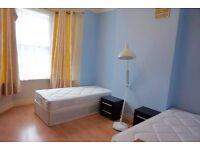 Beautiful twin room in Homerton, Hackney. 2 weeks deposit!! 3 rooms available