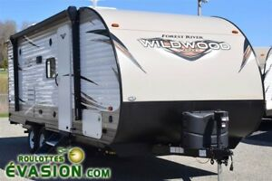 2018 Wildwood 233RBXL LIQUIDATION $24,985