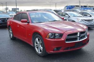 2011 Dodge Charger R/T CUIR ROUGE CAMERA DE RECUL