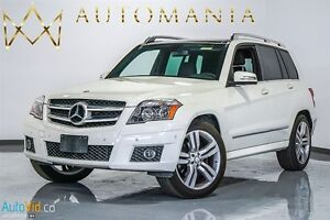 2011 Mercedes-Benz GLK-Class JUST REDUCED!! CLEAN CARPROOF!! PAR