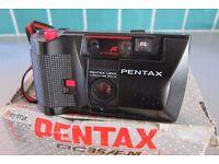 Pentax PC35 AF-M - Vintage 1980's 35mm Film camera