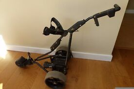 Powercaddy Golf Trolley at BS25 1AT collection only