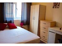 Double room for a couple in Mile End, 2 weeks deposit!