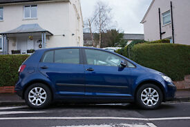 VOLKSWAGEN GOLF Plus SE VW, Low milage. Similar c-max,zafira. Swap / px 4 diesel estate or 4x4