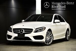 2015 Mercedes-Benz C-Class C400 4MATIC, GPS, Mag AMG
