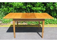 Vintage Gordon Russell Walnut Extending Table. Delivery. Mid Century/Modern.
