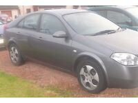 Nissan Primera 2006 in great condition