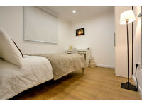 Newly refurbished double room available