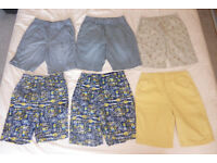 UniQlo boy's shorts (ALL BRAND NEW)