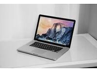 Macbook Pro 15(Mid 2010) i5 8GB SSD 128GB Exellent Condition