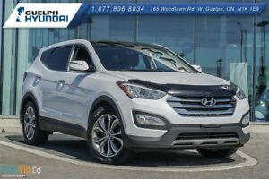 2013 Hyundai Santa Fe Sport 2.0T LIMITED - LEATHER, HEATED SEATS