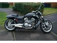 **REDUCED**US spec Harley Davidson VROD Muscle