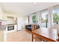 Newly refurbished 4 bedroom 2 bathroom flat 2 minutes away from Whitton Station