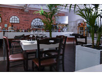 Kitchen staff needed in new venue in the Jewellery Quarter