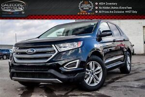 2016 Ford Edge SEL AWD Bluetooth Backup Cam R-Start Leather Pwr