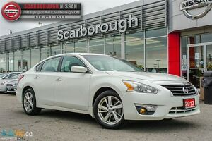 2013 Nissan Altima 2.5 SV-ACCIDENT FREE WITH LOW KM'S!!!!