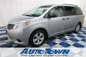 2015 Toyota Sienna LE 7 Passenger/CLEAN HISTORY/LOW KM/REAR VIEW