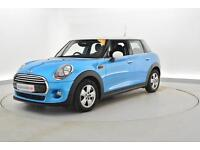 MINI COOPER 1.5 5dr (blue) 2014