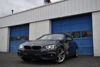 Miniature 1 Salvaged BMW 4-Series 2019