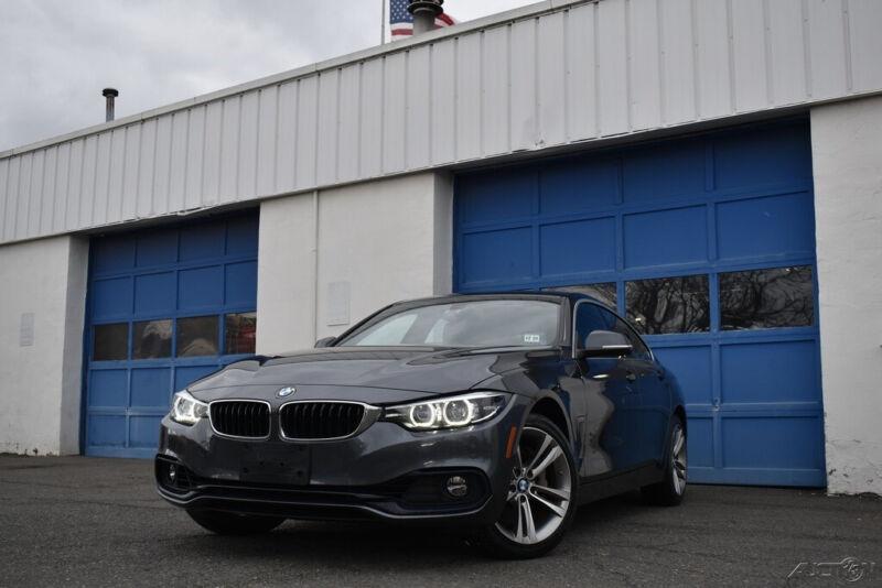 Image 1 Salvaged BMW 4-Series 2019