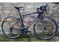 2016 CUBE ATTAIN SL ROAD RACING BIKE. SHIMANO 105. MAVIC AKSIUMS. SUPERB CONDITION. COST £1000+