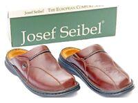 BRAND NEW Josef Seibel - Klaus - Size 43 / UK 9 - Men's leather slippers - Brand NEW - £29