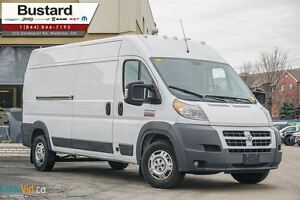 2015 Ram ProMaster 2500 HIGH ROOF | DIESEL | 2500 | GAS | 3 SEAT