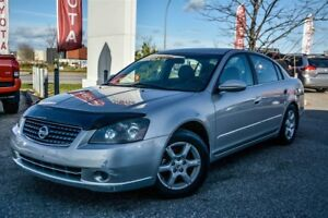 2005 Nissan Altima 2.5, S, A/C, POWER GROUP