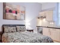 MODERN STUDIO FLAT- SOUTH KENSINGTON- CENTRAL LONDON- ZONE 1- BILLS INC!