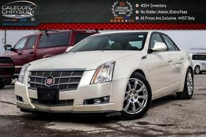 2008 Cadillac CTS AWD|Pano Sunroof|Park Assist|Leather|Heated Fr