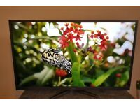 "Hitachi 50"" Full HD LED Freeview HD Smart TV"