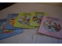 a set of 5 Walt Disney Books