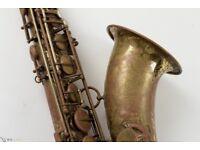 1969 167,xxx SELMER MARK VI tenor saxophone with original lacquer