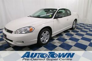 2007 Chevrolet Monte Carlo LT/LEATHER INTERIOR/SUNROOF/HEATED SE
