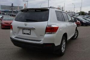 2012 Toyota Highlander V6 (A5) Regina Regina Area image 6