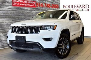 2018 Jeep GRAND CHEROKEE CUIR TOIT OUVRANT LIMITED CAMERA