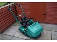 qualcast classic 355 petrol mower cylinder