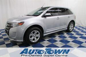 2013 Ford Edge Sport AWD/NO ACCIDENTS/NAV/SUNROOF/LTHR