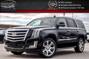 2017 Cadillac Escalade Luxury|4x4|7 seater|Navi|Sunroof|DVD|Back