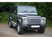 Land Rover Defender 110 TD XS STATION WAGON (grey) 2015-03-27
