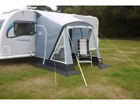 Sunncamp airvolution porch awning 220