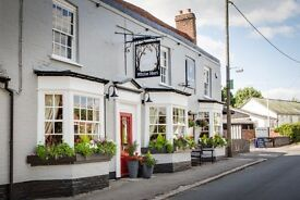 Chef de Partie for busy Modern British pub The White Hart