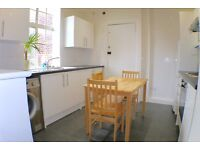 SPACIOUS 4 DOUBLE BEDROOM flat, 2 BATHROOMS, HIGH CEILINGS, MODERN DECOR, SEPARATE KITCHEN