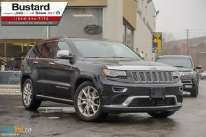 2014 Jeep Grand Cherokee Summit | DIESEL | ECODIESEL | LEATHER |